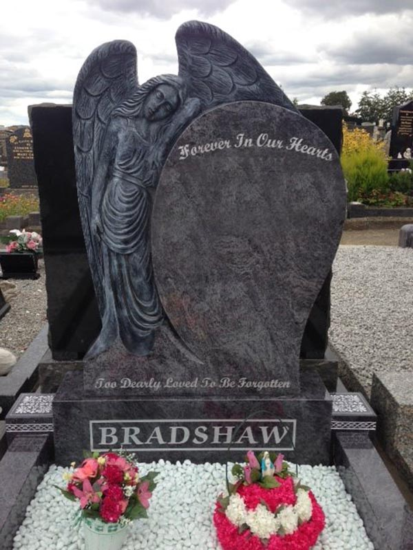 Angel Headstone- C