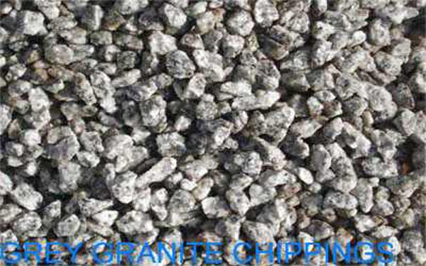 NO 16 GREY GRANITE CHIPPINGS
